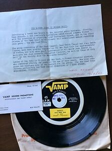 Various 45's all in mint condition test press,promos,rare. Demo' Cannon Hill Brisbane South East Preview