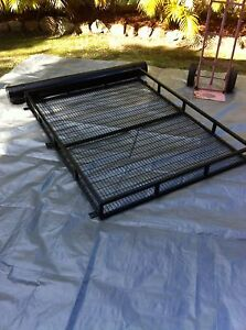 A1 HEAVY DUTY ROOF CAGE, UNIVERSAL FIT Nerang Gold Coast West Preview