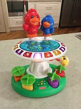 Fisher Price Laugh and Learn Bird Bath Rothwell Redcliffe Area Preview