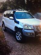 2005 TOYOTA LANDCRUISER PRADO KZJ120R GXL 3.0 TURBO DIESEL AUTO Mountain Creek Maroochydore Area Preview