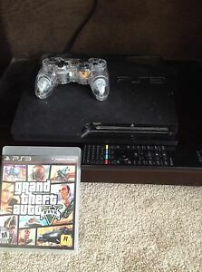 PS3 GTA5 Remote and After Market Controller
