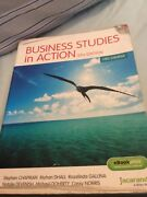 Business Studies in Action HSC course 5th Edition Chatswood Willoughby Area Preview