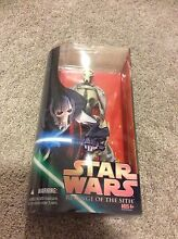 StarWars Revenge Of The Sith General Grievous. BN Oxenford Gold Coast North Preview