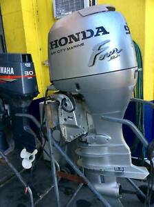 90hp Honda Outboard Motor 4 Stroke. S2784 Southport Gold Coast City Preview