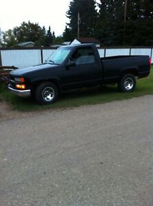 Chevy short box reg cab for sale