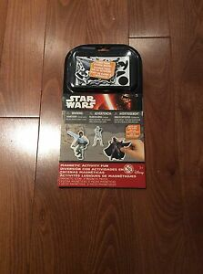 Star Wars Kids Magnetic Activity Fun for Sale