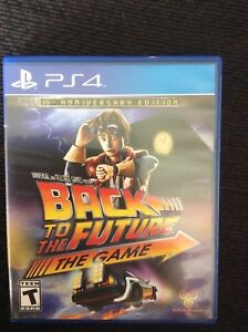 PS4 Back ToThe Future