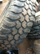 Tyre wheel 4x4 31x11.5R15LT Berrimah Darwin City Preview