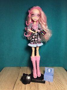 Viperine Gorgon- Monster High Doll