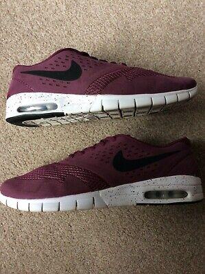 Mens Nike SB Air Eric Coston Trainer  Purple Size UK 8.5