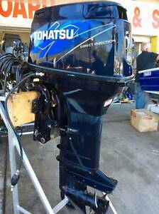 50hp Tohatsu DI Outboard Motor. S2832 Southport Gold Coast City Preview