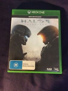 Halo 5 Xbox one exclusive game! Algester Brisbane South West Preview