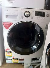 Almost NEW!! LG 8KG Washer/Dryer Combo - Free Delivery & Warranty Liverpool Liverpool Area Preview