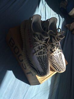 Adidas Yeezy V2 'zebra'