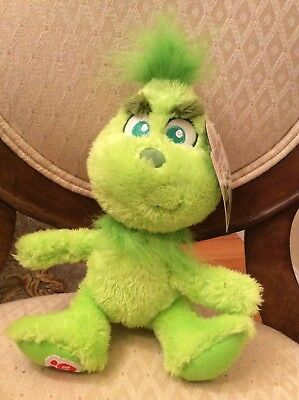 Build A Bear Baby Young Mini Grinch Who Stole Christmas Stuffed Plush SOLD OUT](Baby Build A Bear)
