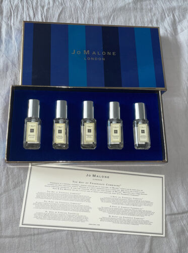 Jo Malone 5 Piece Cologne Intense Collection Boxed Gift Set, New - $70.00