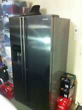 Fridge/freezer Samsung side by side San Remo Wyong Area Preview