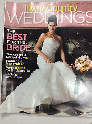 Town & Country Weddings Magazine Best For The Bride Fall/Winter 2007