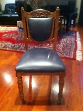 Antique chairs x10 Balmain Leichhardt Area Preview