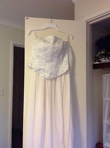 Wedding Dress Beeliar Cockburn Area Preview