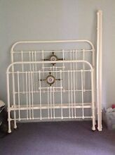 Antique double bed Brookvale Manly Area Preview