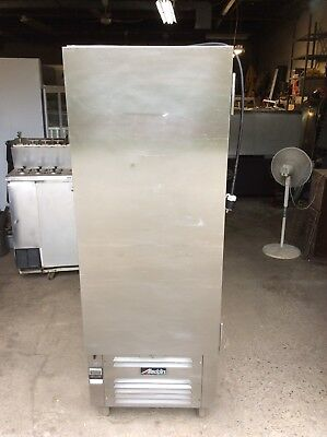 1 Dr. Refrigerator Commercial Cooler Deli Bakery Catering W10 Shelves