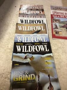 Wildfowl magazines .