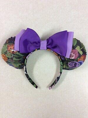 Alice in Wonderland Wild Flower Ears Epcot Flower and Garden - Wild Wonderland