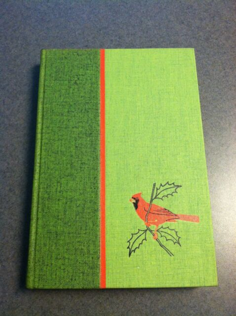 1964 Song and Garden Birds of North America National Geographic Society