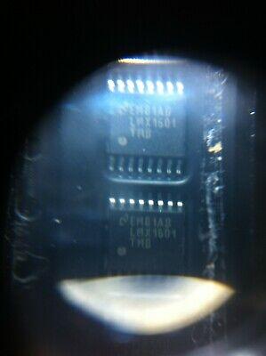 Lmx1601tmnopb - Nsc - 120pcs - Clock Generator 40mhz To 2ghz-in 16-pin Tssop