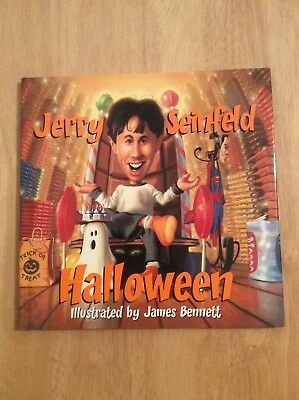 Halloween by Jerry Seinfeld James Bennett HC 1st/1st + Pic ()