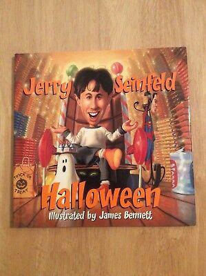 Halloween by Jerry Seinfeld James Bennett HC 1st/1st + Pic
