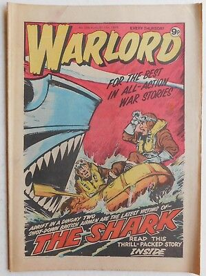 WARLORD Comic #255 - 11th August 1979