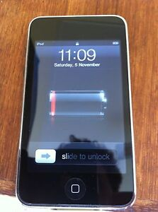 iPod Touch 2nd gen 8GB Ringwood East Maroondah Area Preview