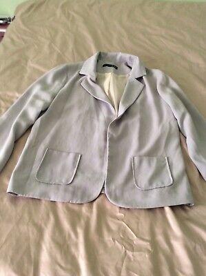 Grey Lined Jacket