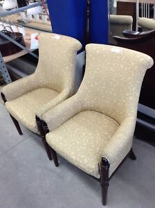 Exotic Hotel chairs