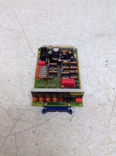 Parker EW25-104D/2 X559 Driver PCB Circuit Board EW25104D2 X559