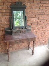 Antique dressing table for restoration Tuncurry Great Lakes Area Preview