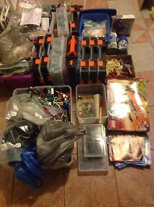 Huge lot of Lego (37kg) - 100+ figures, Star Wars, Pirates, Ninjago ++ Cecil Hills Liverpool Area Preview