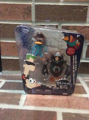 Phines and Ferb Across the 2nd Dimension 2011 Jakks Pacific New ](Phines And Ferb)
