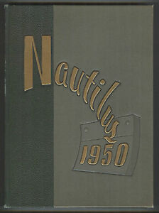 Nautilus-1950-Jefferson-High-School-yearbook-Lafayette-Indiana