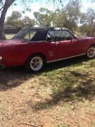 66 Ford Mustang Canowindra Cabonne Area Preview