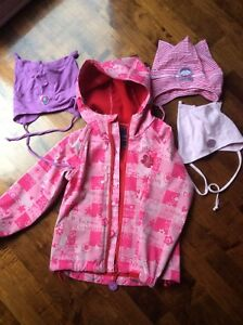 Manteau de Printemps Souris Mini & Tuques / Spring Jacket & Hats