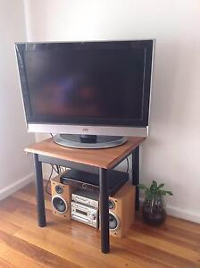"32"" JVC TV with TV Table Carlton Melbourne City Preview"