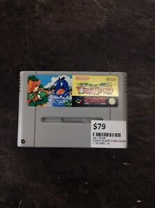 79158 - Yoshi's Island 2 SNES Dandenong Greater Dandenong Preview