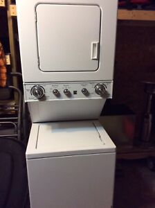 Stackable washer and dryer in Lac La Biche