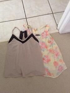 2x Summer tops size 6 $4ea Collingwood Park Ipswich City Preview