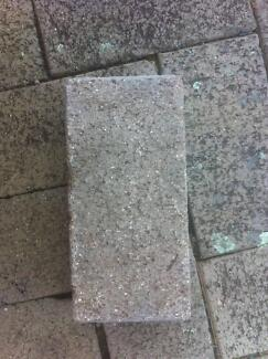Pavers beige approximately 80 sqm 230x112x50 approx Hornsby Hornsby Area Preview
