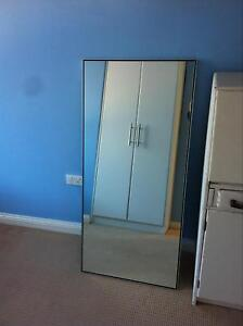 Large rectangular mirror Woolooware Sutherland Area Preview