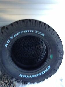 New tires for trade